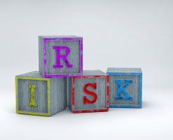 自分のリスク