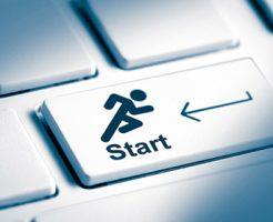 Start - Enter Computer Keyboard