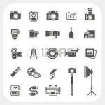カメラ転売で儲かるカメラのボディ、レンズ以外のその他の種類の商品とは?