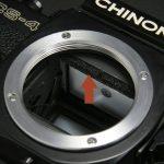 モルト不良もモルト劣化も問題ない?フィルムカメラのモルト(モルトプレーン)の交換方法