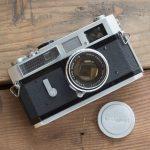 CANONのフィルムカメラ (レンジファインダー)、キヤノン 7 セブンの検品方法