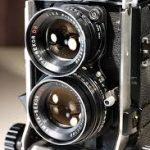 2眼レフのレンズ、MAMIYA(マミヤ) SEKOR 105mm F3.5の動作チェック、検品方法